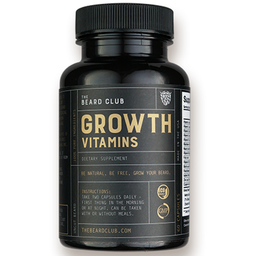 Growth Vitamins 60 Capsules